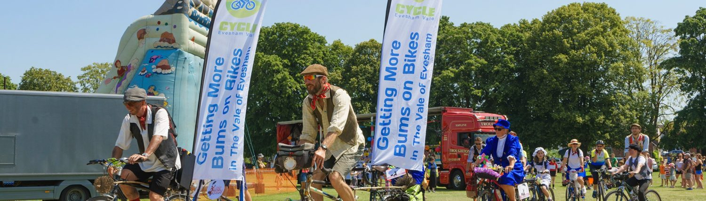 Cycle Evesham Vale